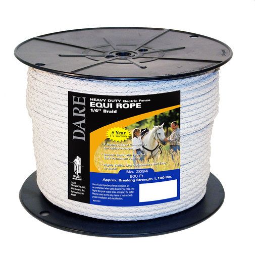 View larger image of Equi Rope Equine Fence