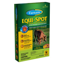 Equi-Spot Spot-On Protection for Horses