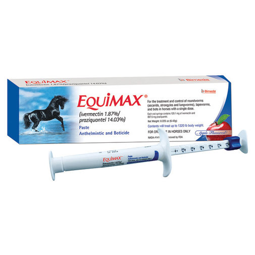 View larger image of EquiMAX Horse Dewormer Paste