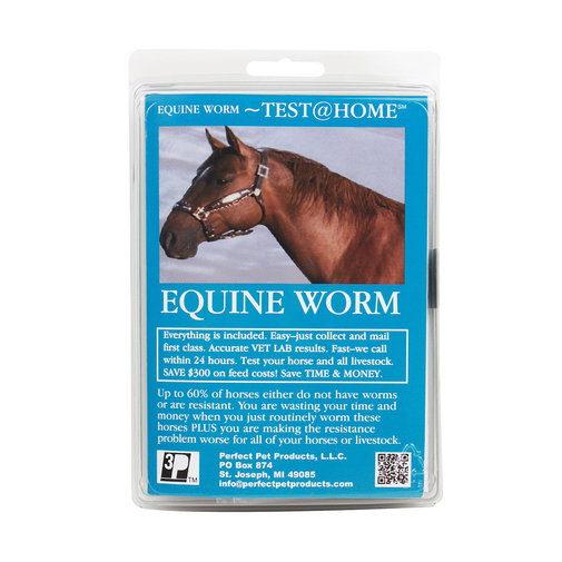 View larger image of Equine Worm Test for Horses and Livestock