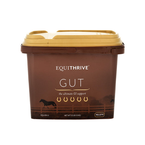 View larger image of Equithrive GUT Pellets