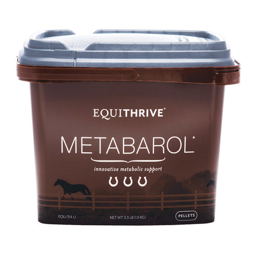View larger image of Equithrive Metabarol Pellets