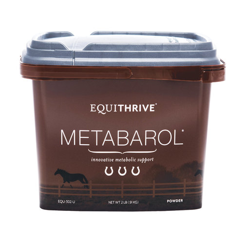 View larger image of Equithrive Metabarol Powder