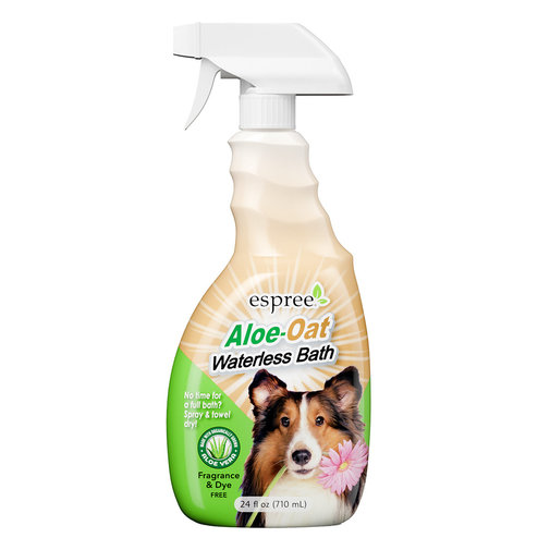 View larger image of Espree Aloe-Oat Waterless Bath for Dogs and Cats