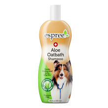 Espree Aloe Oatbath Medicated Shampoo for Dogs and Cats