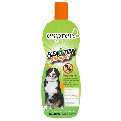View larger image of Espree Flea & Tick Shampoo for Dogs & Cats