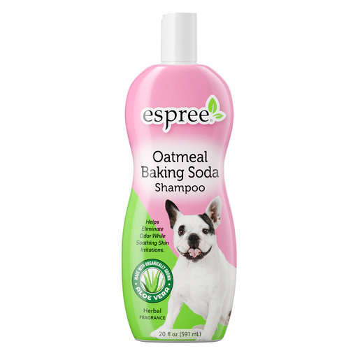 View larger image of Espree Oatmeal & Baking Soda Shampoo for Dogs and Cats
