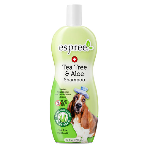 View larger image of Espree TeaTree & Aloe Medicated Shampoo for Dogs