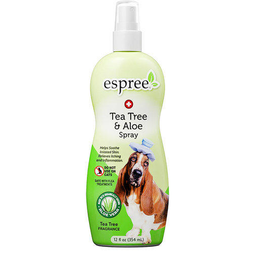 View larger image of Espree Tea Tree & Aloe Medicated Spray for Dogs
