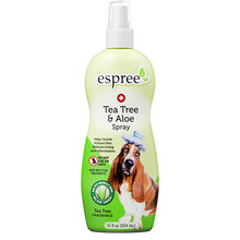 Espree Tea Tree & Aloe Medicated Spray for Dogs