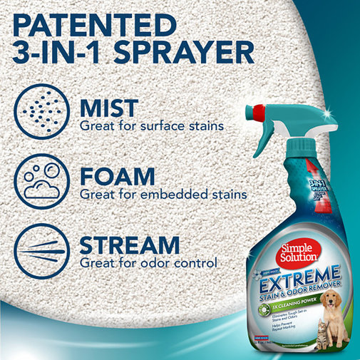 View larger image of Extreme Stain & Odor Remover