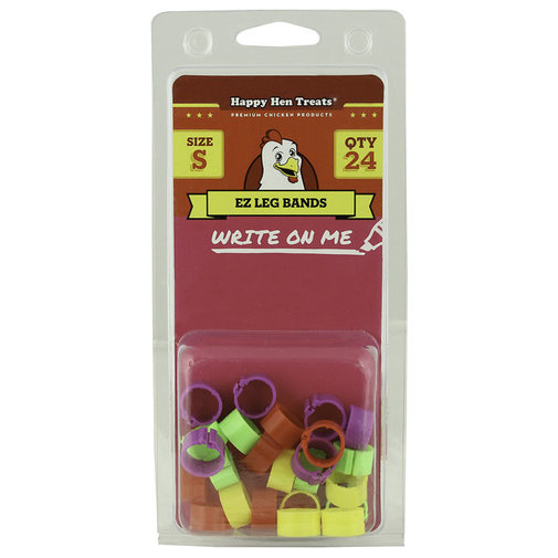 View larger image of EZ Leg Bands for Poultry
