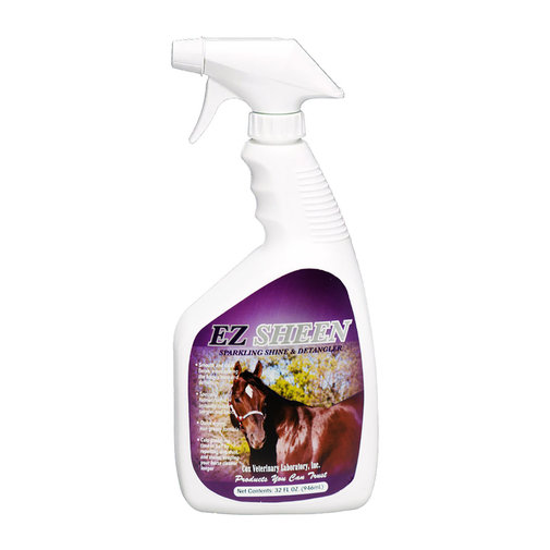 View larger image of EZ Sheen Horse Hair Polish & Detangler