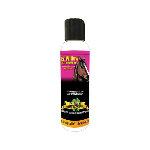 View larger image of EZ-Willow Gel Liniment for Horses