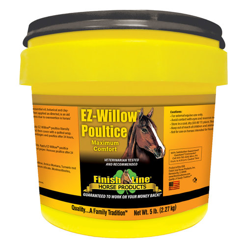 View larger image of EZ-Willow Horse Poultice
