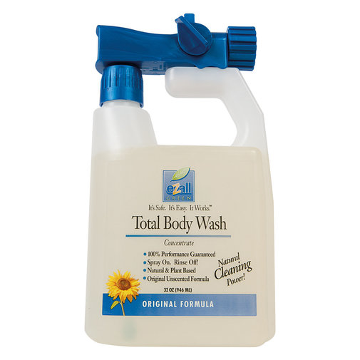 View larger image of eZall Green Total Body Wash