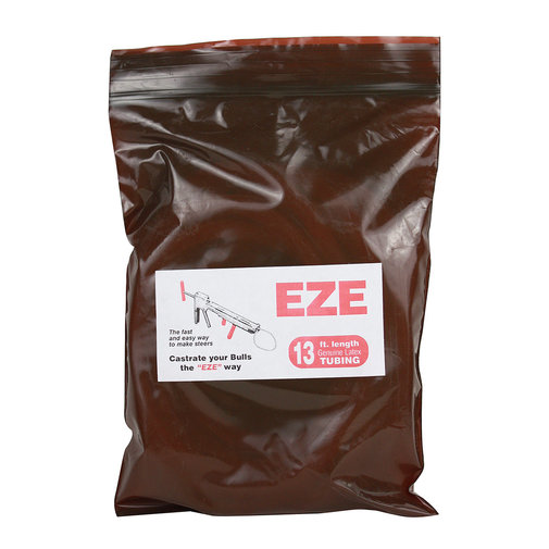 View larger image of EZE Bloodless Castrator Replacement Latex Tubing