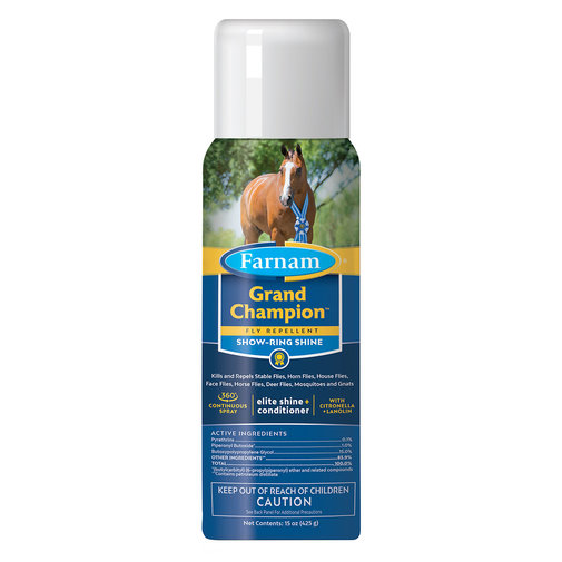 View larger image of Farnam Grand Champion Fly Repellent for Horses