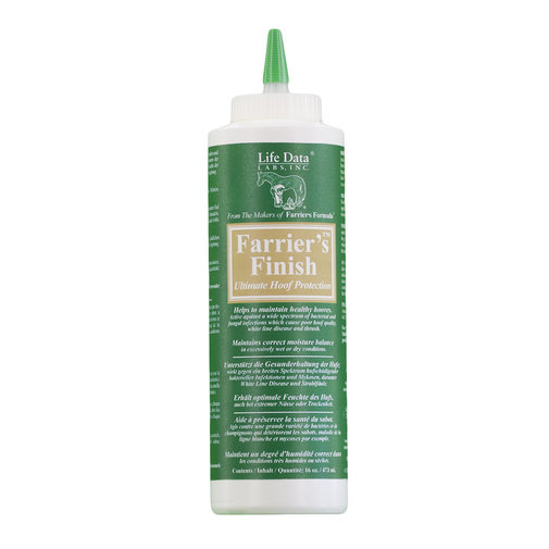 View larger image of Farrier's Finish Topical Hoof Dressing for Horses