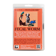 Fecal Worm Tests for Pets