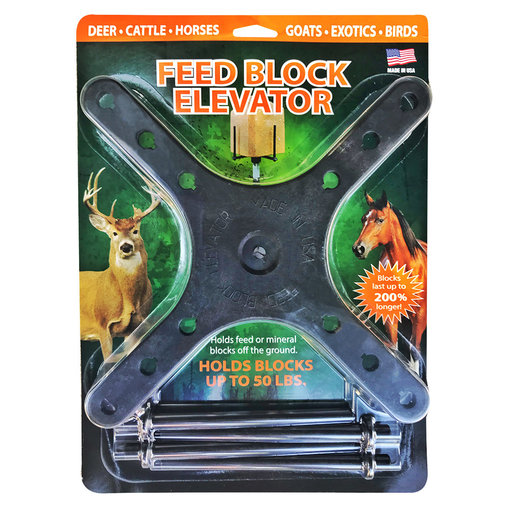 View larger image of Feed Block Elevator