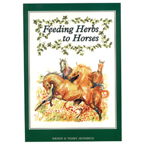 View larger image of Feeding Herbs to Horses Book