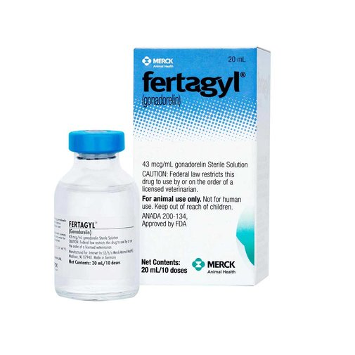 View larger image of Fertagyl Injection Rx