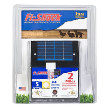 Fi-Shock Solar-Powered 2 Mile Fence Charger