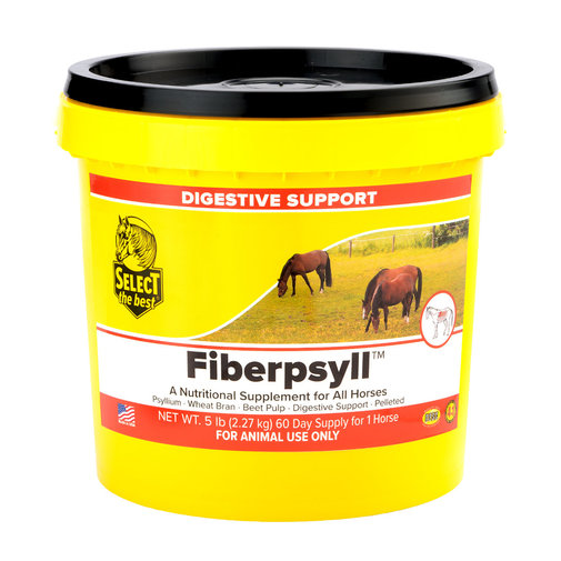 View larger image of Fiberpsyll Digestive Aid Horse Supplement