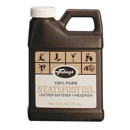 View larger image of Fiebing's 100% Pure Neatsfoot Oil Leather Preserver