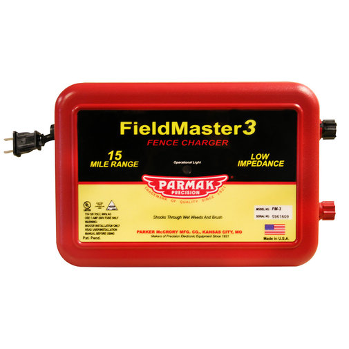View larger image of Field-Master 3 Fencer Charger