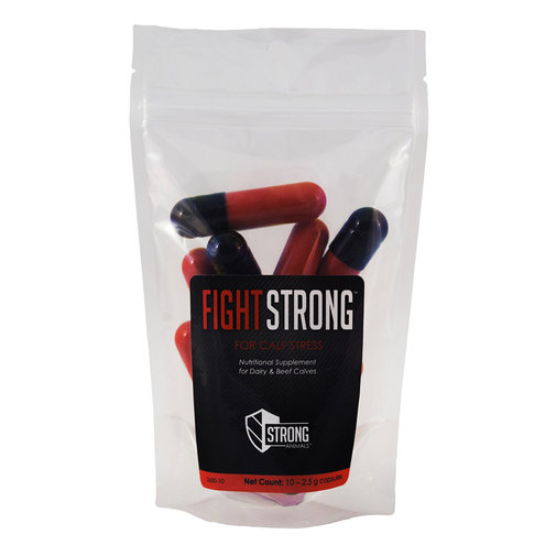 View larger image of Fight Strong for Calf Stress