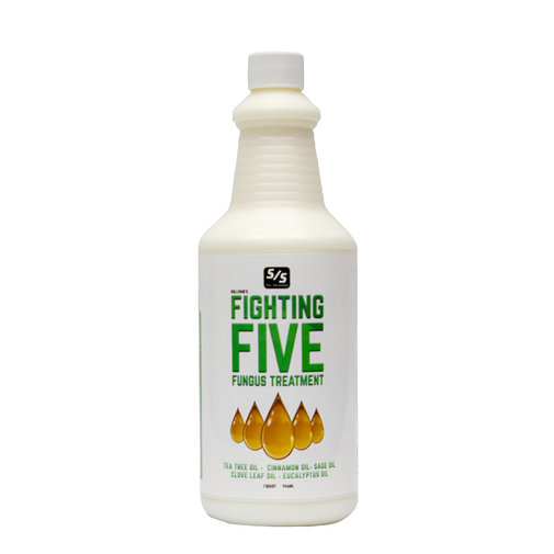 View larger image of Fighting Five Fungus Treatment