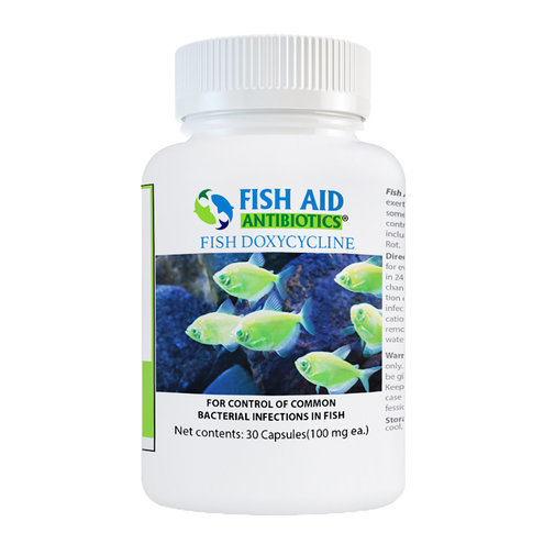 View larger image of Fish Doxycycline