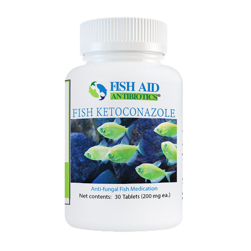 View larger image of Fish Ketoconazole