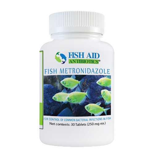 View larger image of Fish Metronidazole