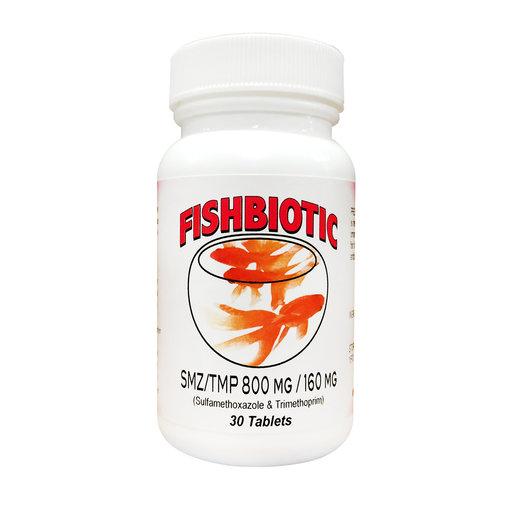 View larger image of Fishbiotic SMZ/TMP