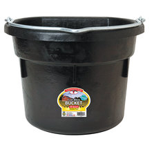 Rubber Flatback Bucket