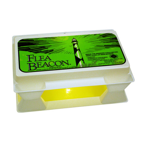 View larger image of Flea Beacon Trap