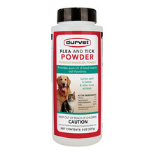 Flea and Tick Powder for Dogs and Cats