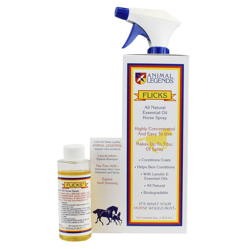 View larger image of Flicks All-Natural Essential Oil Horse Spray