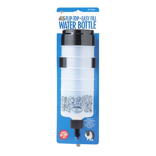 View larger image of Flip-Top Water Bottle