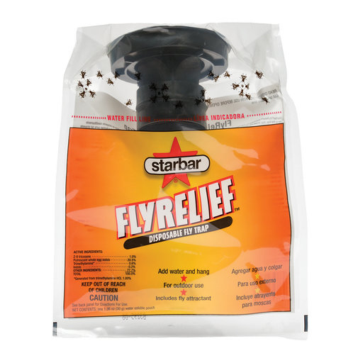View larger image of Fly Relief Disposable Fly Trap
