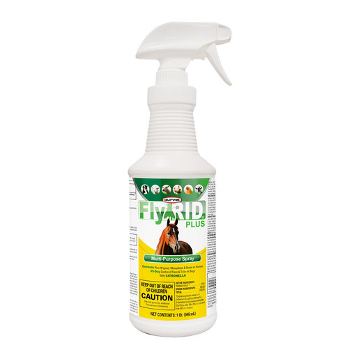 View larger image of FlyRID Plus Multi-Purpose Fly Spray