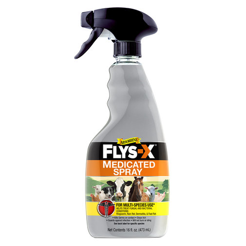 View larger image of Flys-X Medicated Spray
