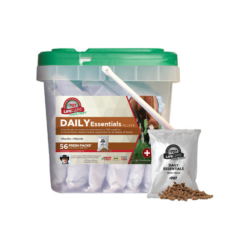 View larger image of Formula 707 Daily Essentials Pellets for Horses