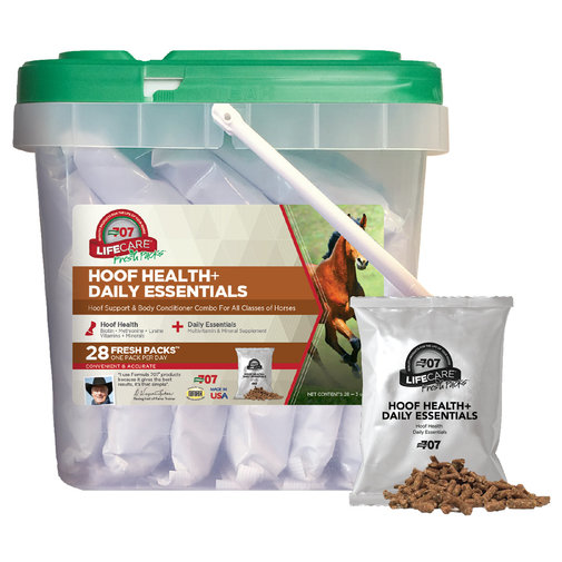 View larger image of Formula 707 Hoof Health + Daily Essentials Supplement for Horses