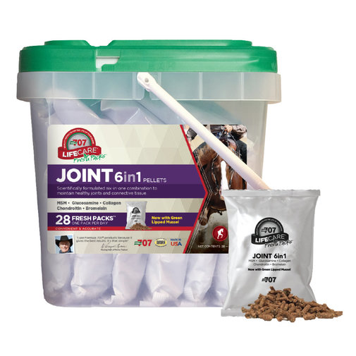 View larger image of Formula 707 Joint 6in1 Pellets Supplement for Horses