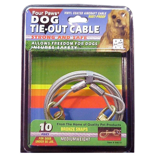 View larger image of Tie-Out Cable for Dogs