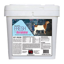 Fresh & Feminine for Goats